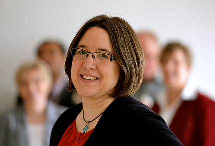 Pastoralreferentin Kirsten Thalmann